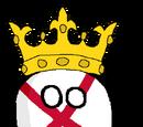 Kingdom of Irelandball