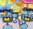 Mandark's Robots