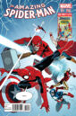 Amazing Spider-Man Vol 3 17 One Minute Later Variant.jpg