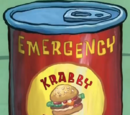 Emergency Krabby Patties