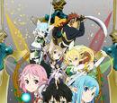Sword Art Online II/Episodes
