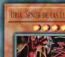 Uria, Señor de las Llamas Abrasadoras