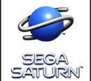Sega Saturn - loga i okładki