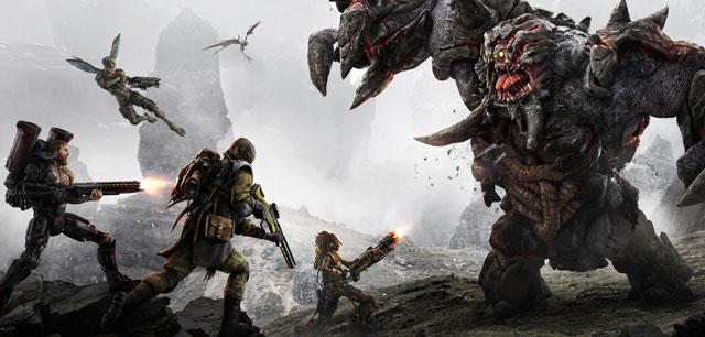 Team D: :assault: Torvald, :medic: Slim, :support: Sunny, :trapper: Crow  and Gobi vs. :monster: Behemoth