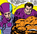 Frightful Four (Earth-616) with the Thing from Fantastic Four Vol 1 42.jpg