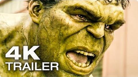 Avengers 2 Age Of Ultron Trailer German Deutsch 2015 4K