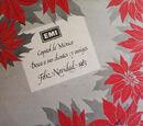 EMI Capitol de Mexico Desea a Sus Clientes Y Amigos Feliz Navidad 1983