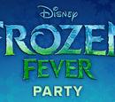 Frozen Fever Party 2016
