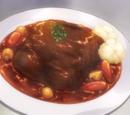 Sōma Yukihira Dishes