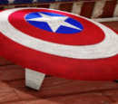 Captain America Table