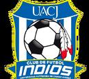 Indios de la UACJ