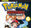 Pokémon Adventures volumes