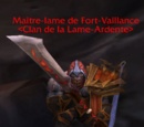 Clan Lame Ardente (Warlords of Draenor)