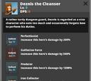Deznis the Cleanser