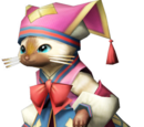 Beautiful Palico Armor (MH4U)