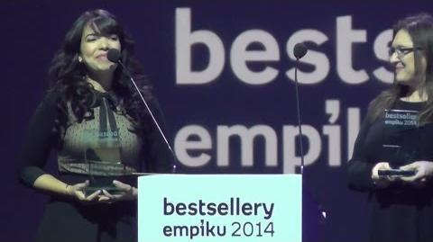 Wręczenie nagród Empiku