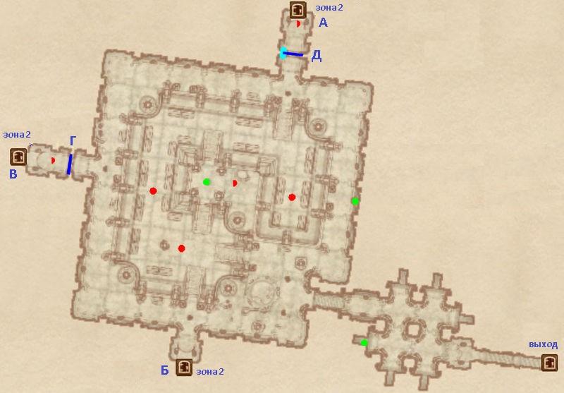 Айлейдские Руины На Карте Обливион
