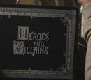 Livre de contes/Heroes and Villains