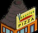 Vesuvius Pizza
