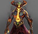 Corrupted Shinnok