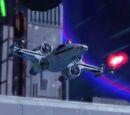Luke's X-Wing