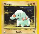 Phanpy (Neo Genesis TCG)