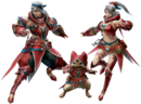 FrontierGen-Gania Armor (Both) Render 2.png