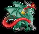 Dragón Bombero