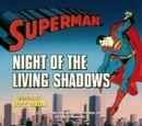 Superman (1988 TV Series) Episode: Night of the Living Shadows/Graduation