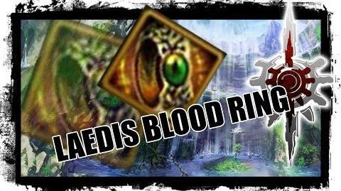 Laedis Drakento Bloodring - Tier 1