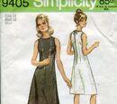 Simplicity 9405