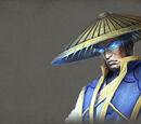 Conceptual:Raiden (MKX)