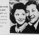 Helen Kane and Dan Healy