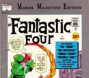 Marvel Milestone Edition: Fantastic Four Vol 1 1