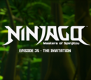Эпизоды Ninjago