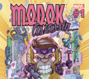M.O.D.O.K. Assassin Vol 1 1