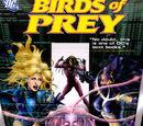 Birds of Prey: Between Dark & Dawn (Collected)