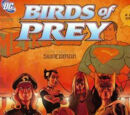 Birds of Prey: Metropolis or Dust (Collected)