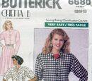 Butterick 6680 A