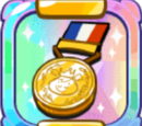 Gold Medal of Luxury