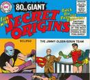 Even More Secret Origins