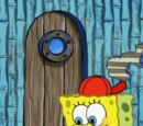 Wnuk SpongeBoba