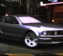 Ford Mustang GT (2005)