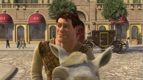 Shrek 2 Changes