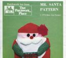 That Patchwork Place Mr. and Mrs. Santa