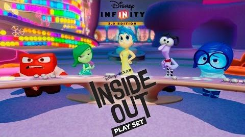 Inside Out Play Set - Disney Infinity 3.0 Edition