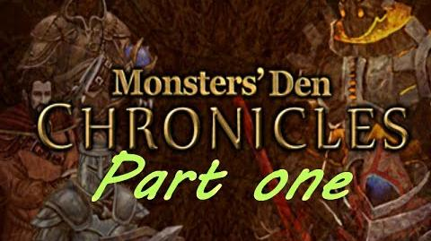 Lets play Monsters Den Chronicles part 1