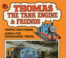 Thomas Goes Fishing and James and the Troublesome Trucks