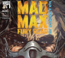 Mad Max: Fury Road: Nux & Immortan Joe Vol 1 1