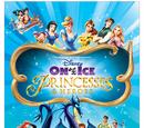 ديزني على الجليد: أميرات وأبطال